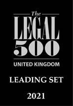 Legal 500 Leading Set 2021